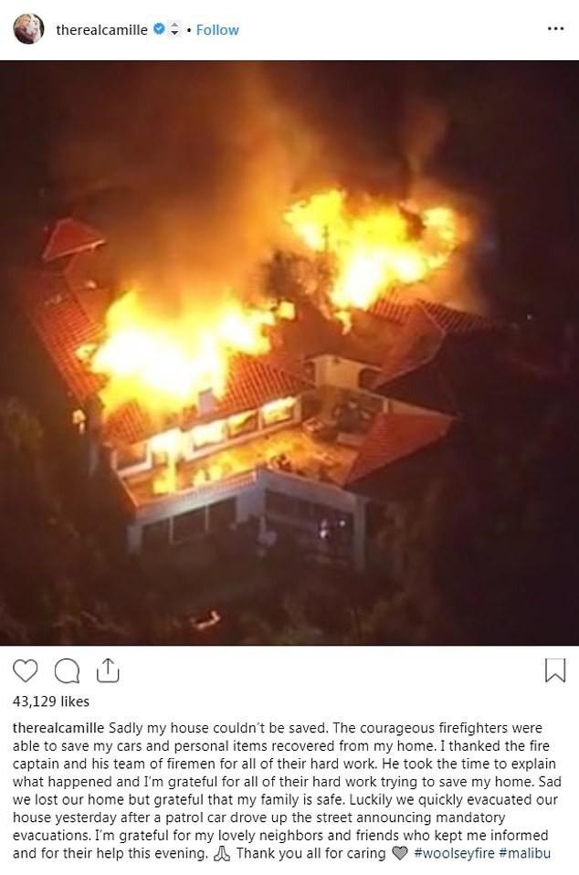 Nhiều sao Hollywood sốc nặng vì biệt thự triệu đô tan hoang sau khi đám cháy khủng khiếp quét qua bang California - Ảnh 8.