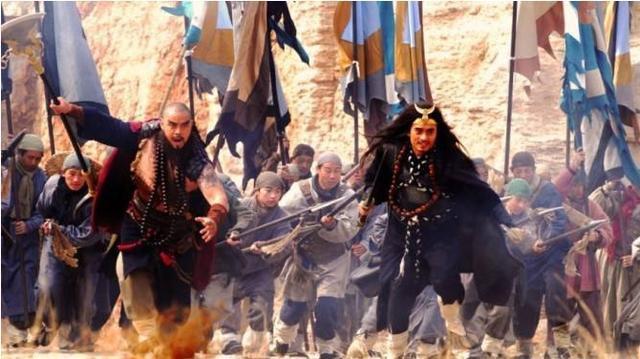 Chân dung cao thủ Thủy Hử, chỉ khi Võ Tòng, Lỗ Trí Thâm liên thủ mới miễn cưỡng rút lui - Ảnh 3.