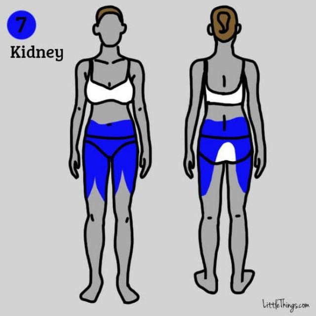Những vị trí đau trên cơ thể cảnh báo nhiều bệnh nguy hiểm mà bạn không nên chủ quan xem thường - Ảnh 7.