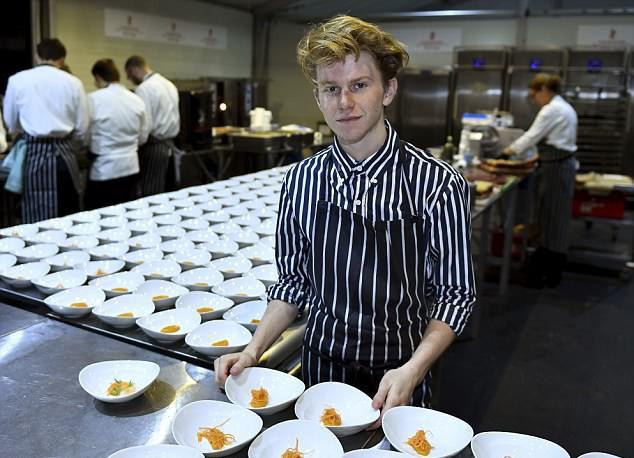 Chân dung soái ca làng ẩm thực từng được tạp chí Time vinh danh hai lần: Sở hữu cả 1 nhà hàng ở tuổi 19! - Ảnh 1.
