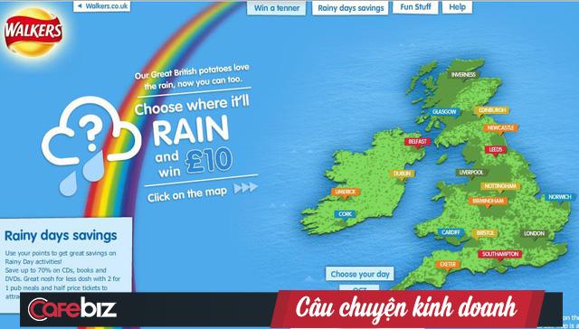 """Chương trình đố vui trúng thưởng """"ngu ngơ"""" nhất thế kỷ: Dự đoán mưa ở đất nước nổi tiếng """"mưa quanh năm"""", đến con nít cũng đoán trúng! - Ảnh 3."""
