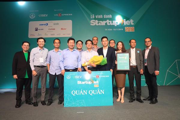 Dùng big data và AI ra chọn lọc đặt giá, nhập hàng… hộ người phân phối, biện pháp giải đáp kinh doanh tự động trên TMĐT giành giải quán quân Startup Việt 2018 - Ảnh 3.