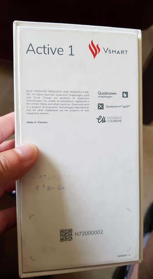 Đây có phải là Vsmart, smartphone của Vingroup? - Ảnh 2.