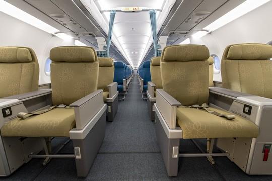 Cận cảnh lắp ráp máy bay A321neo đầu tiên của Vietnam Airlines  - Ảnh 4.