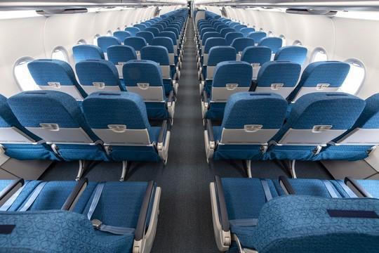 Cận cảnh lắp ráp máy bay A321neo đầu tiên của Vietnam Airlines  - Ảnh 5.