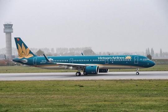 Cận cảnh lắp ráp máy bay A321neo đầu tiên của Vietnam Airlines  - Ảnh 8.