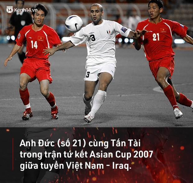 Anh Đức, tiền đạo thuộc hàng hiếm của bóng đá Việt Nam: Cuộc chơi và sứ mệnh của anh dường như chỉ mới mở ra thôi! - Ảnh 1.