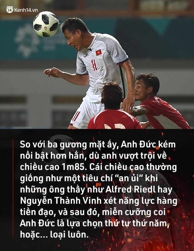 Anh Đức, tiền đạo thuộc hàng hiếm của bóng đá Việt Nam: Cuộc chơi và sứ mệnh của anh dường như chỉ mới mở ra thôi! - Ảnh 2.