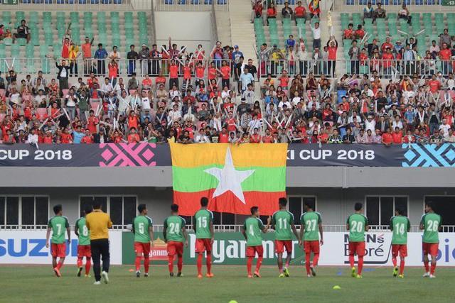 aff cup 2018 - photo 1 15425118863732057276421 - Cả Đông Nam Á ngước nhìn Việt Nam trên bảng xếp hạng lượng khán giả đến sân xem AFF Cup 2018