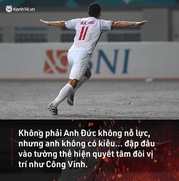 Anh Đức, tiền đạo thuộc hàng hiếm của bóng đá Việt Nam: Cuộc chơi và sứ mệnh của anh dường như chỉ mới mở ra thôi! - Ảnh 3.