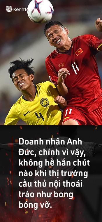 Anh Đức, tiền đạo thuộc hàng hiếm của bóng đá Việt Nam: Cuộc chơi và sứ mệnh của anh dường như chỉ mới mở ra thôi! - Ảnh 5.