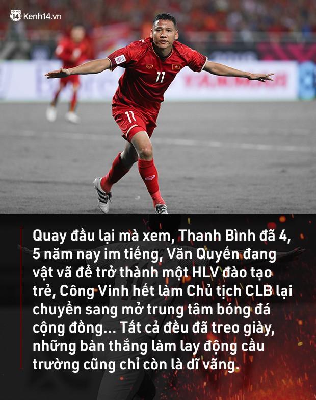 Anh Đức, tiền đạo thuộc hàng hiếm của bóng đá Việt Nam: Cuộc chơi và sứ mệnh của anh dường như chỉ mới mở ra thôi! - Ảnh 10.