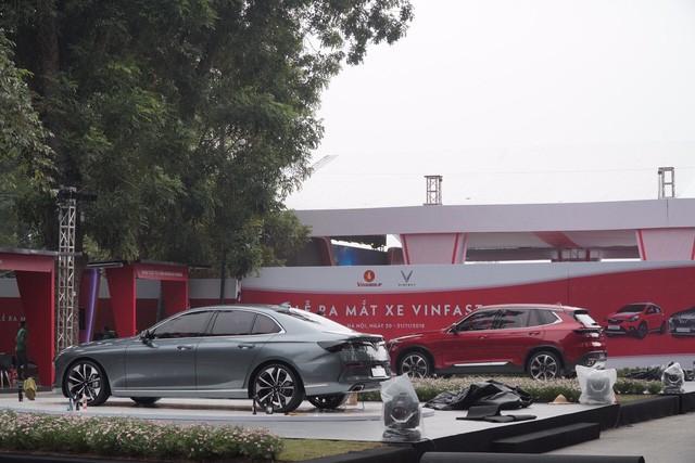 Cận cảnh 5 xế hộp VinFast không nguỵ trang trước giờ công bố - Ảnh 3.