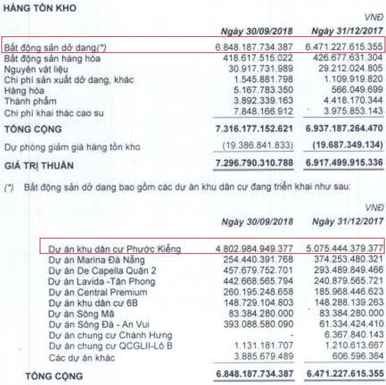 Quốc Cường Gia Lai kinh doanh gặp khó, đang mượn cả nghìn tỷ đồng từ gia đình bà Nguyễn Thị Như Loan - Ảnh 4.