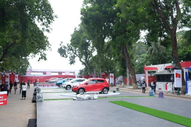 vinfast - photo 4 15426901078411349235837 - Cận cảnh 5 ô tô VinFast không nguỵ trang trước giờ ra mắt