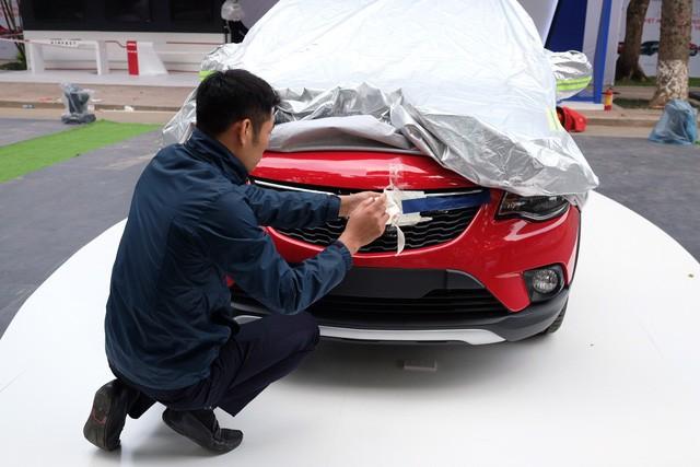 vinfast - photo 5 15426901078431657297845 - Cận cảnh 5 ô tô VinFast không nguỵ trang trước giờ ra mắt