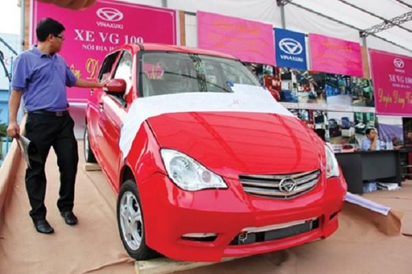 """Cùng là ô tô """"made in Vietnam"""", sản phẩm của VinFast đã chính thức trình làng, còn Vinaxuki đang ở đâu? - Ảnh 2."""