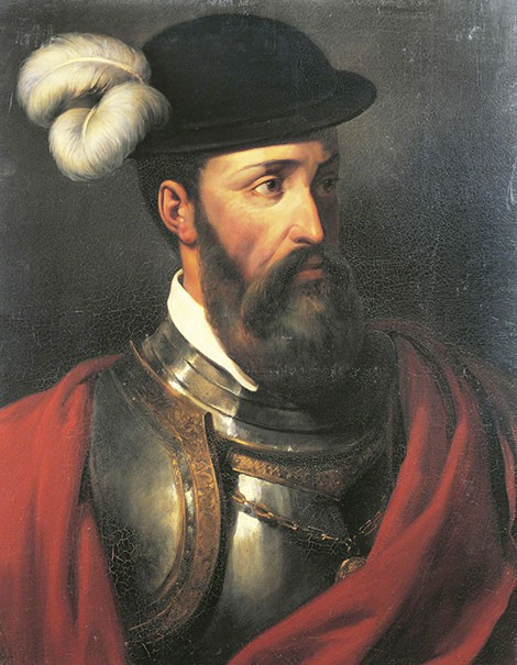 Francisco Pizarro - kẻ hủy diệt cả một nền văn minh - Ảnh 1.