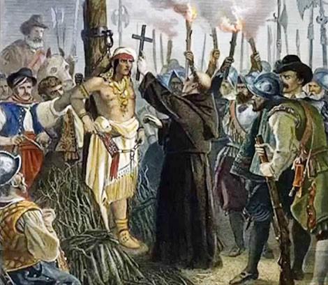 Francisco Pizarro - kẻ hủy diệt cả một nền văn minh - Ảnh 2.