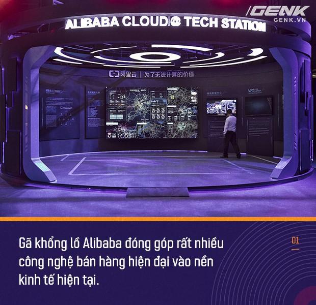 Muốn biết cửa hàng trong tương lai sẽ như thế nào? Cứ nhìn vào Trung Quốc đây, chẳng cần đi đâu xa - Ảnh 1.
