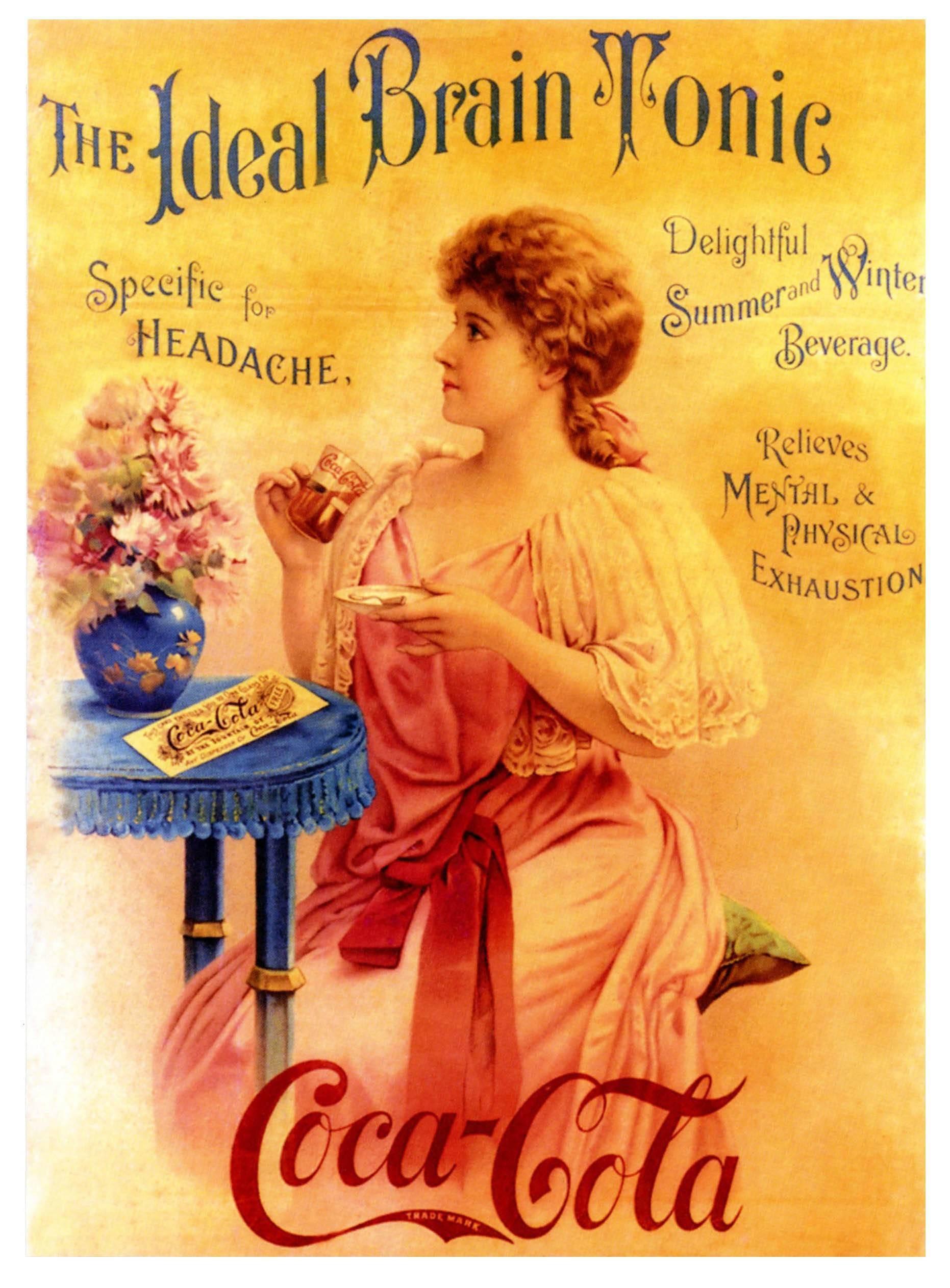 coca-cola, 7-up - photo 1 1542767293027391433793 - Cú rẽ bất ngờ: Coca và 7-Up từ thuốc đau đầu, thuốc an thần trở thành 2 thương hiệu giải khát đình đám như thế nào?