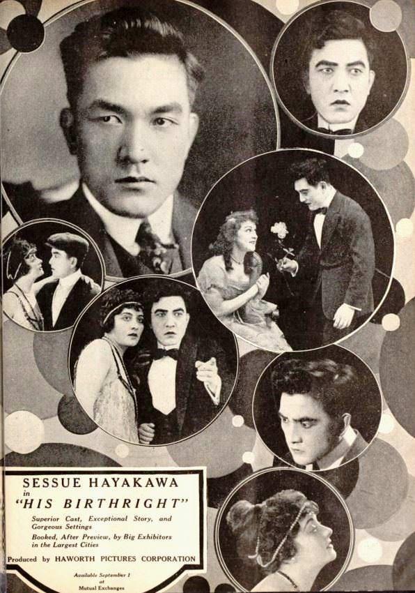 Nam diễn viên đầu tiên được coi là người đàn ông sexy nhất Hollywood là một thanh niên Nhật Bản - Ảnh 3.