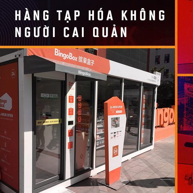 Muốn biết cửa hàng trong tương lai sẽ như thế nào? Cứ nhìn vào Trung Quốc đây, chẳng cần đi đâu xa - Ảnh 4.