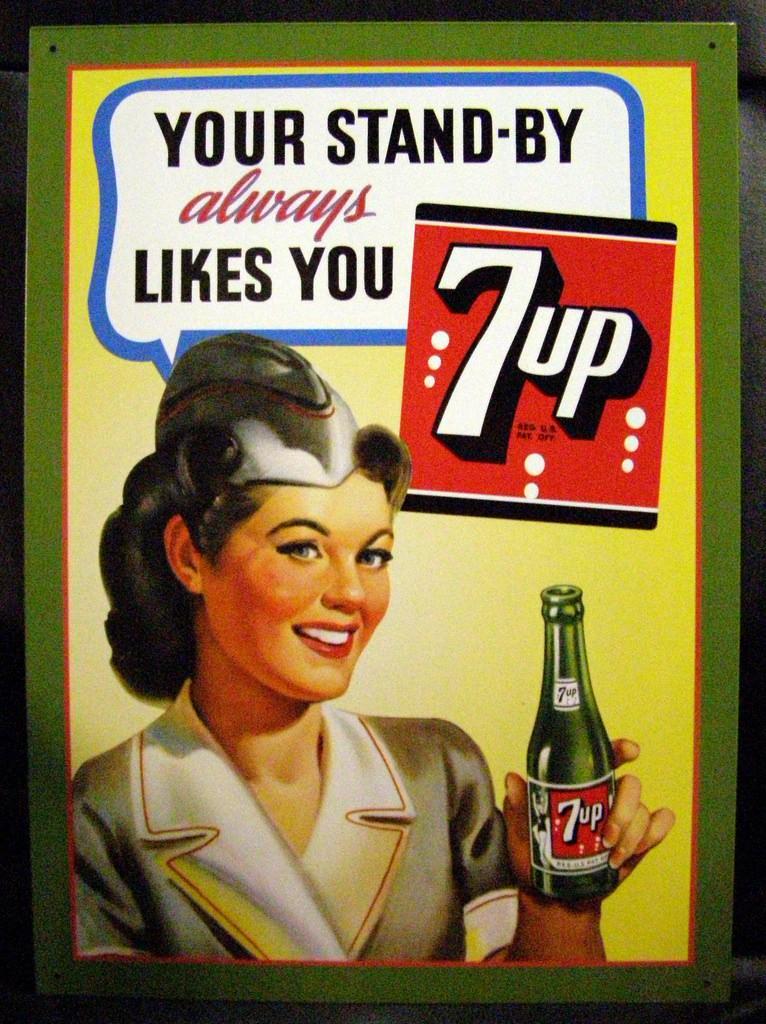 coca-cola, 7-up - photo 5 15427672967602116360639 - Cú rẽ bất ngờ: Coca và 7-Up từ thuốc đau đầu, thuốc an thần trở thành 2 thương hiệu giải khát đình đám như thế nào?