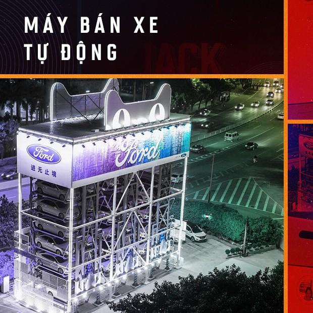 Muốn biết cửa hàng trong tương lai sẽ như thế nào? Cứ nhìn vào Trung Quốc đây, chẳng cần đi đâu xa - Ảnh 8.