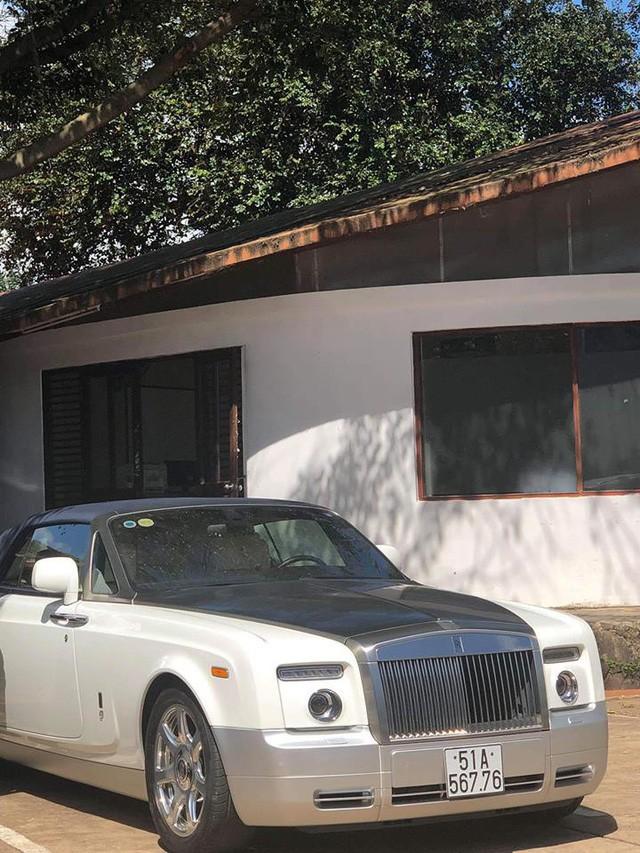 trung nguyen legend - photo 2 15428815305362036334762 - Ông chủ cà phê Trung Nguyên trưng dàn Rolls-Royce, Bentley cùng loạt xe sang trị giá trăm tỷ đồng tại Buôn Ma Thuật