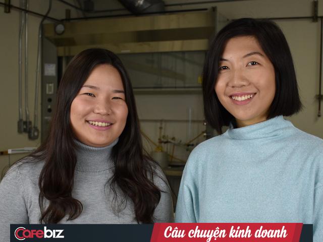Nữ sinh viên 24 tuổi nhận giải thưởng 100.000 USD nhờ phát minh một sốh xử lý chất thải nhựa thành sản phẩm mới và ngăn bao bì dùng 1 lần thải ra biển - Ảnh 1.