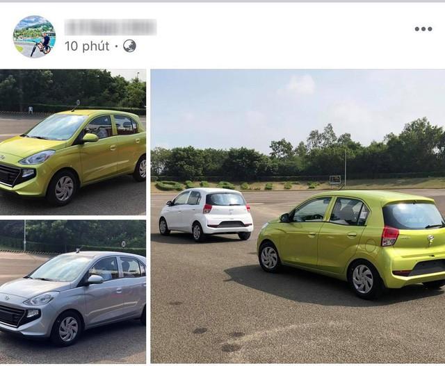 """Hyundai Thành Công một lần nữa đánh cược với dòng ô tô siêu nhỏ giá khoảng 300 triệu đồng trước """"cơn bão"""" VinFast Fadil """"taxi""""? - Ảnh 1."""