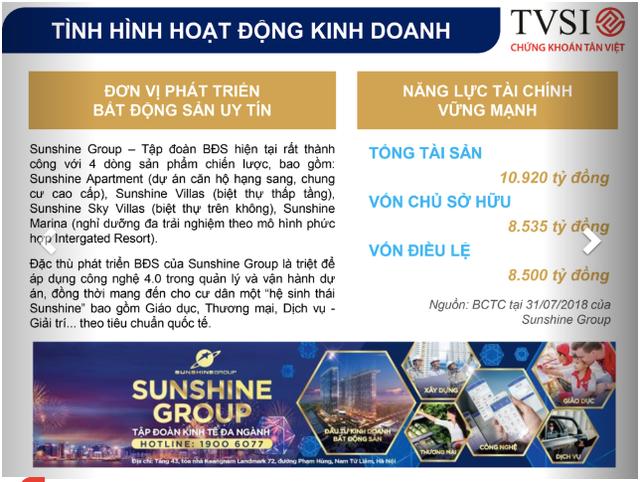 Tăng vốn từ 300 tỷ lên 8.500 tỷ trong hơn 2 năm, Sunshine Group tức thì chào phân phối 10.000 tỷ đồng trái phiếu - Ảnh 2.