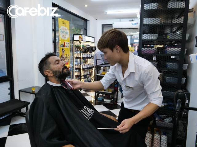 Từ đế chế gần 1.000 tiệm nail của người Việt ở Mỹ, đến giấc mơ đưa thợ cắt tóc Việt chinh phục quý ông địa cầu! - Ảnh 6.