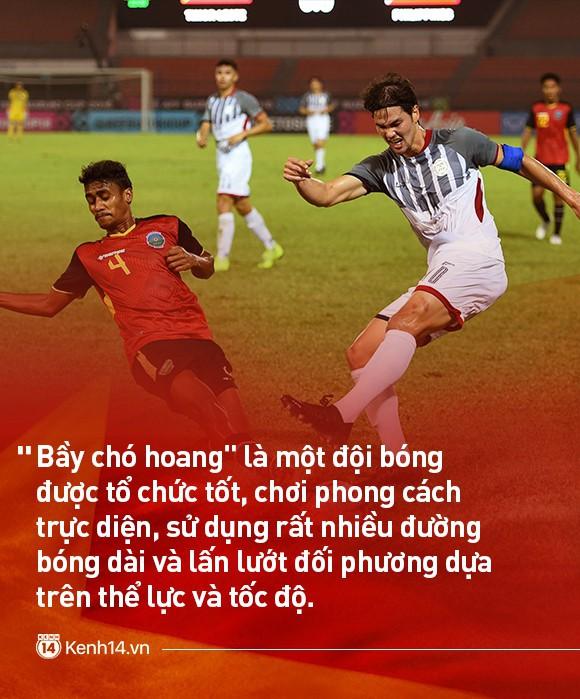 """Tuyển Việt Nam trước bán kết AFF Cup 2018: Mang """"Bầy chó hoang"""" tới đây - Ảnh 4."""