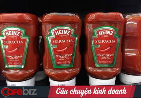 """Chai tương cà dốc ngược: """"Huyệt tâm lý"""" dễ làm nhưng mang lại doanh số đánh bại mọi đối thủ của Heinz - Ảnh 1."""