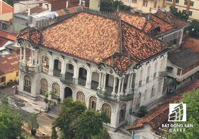 Cận cảnh căn biệt thự cổ gần 100 năm trị giá 35 triệu USD tại Sài Gòn, vừa được đề xuất đưa vào danh mục phải trùng tu hoàn toàn  - Ảnh 5.