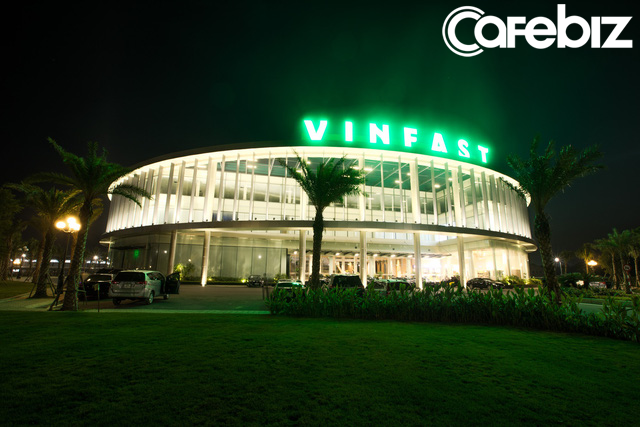 [Inside Factory] Hé lộ những hình ảnh bên trong Nhà máy sản xuất xe máy điện thông minh của VinFast - Ảnh 2.
