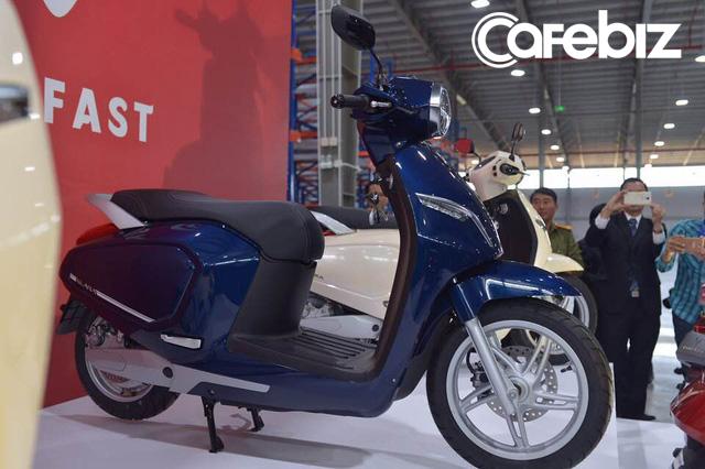 VinFast chính thức ra mắt xe máy điện thông minh: Kết nối Internet 3G, định vị GPS, khóa và mở khóa xe từ xa, thân thiện với môi trường - Ảnh 4.