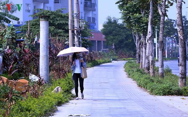 Cận cảnh phố 8 làn xe ở Hà Nội được đề xuất đặt tên Trịnh Văn Bô - Ảnh 13.