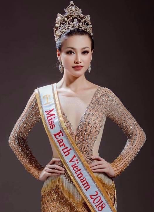 Hành trình của Phương Khánh tại Miss Earth 2018: Bội thu huy chương trước khi đăng quang Hoa hậu - Ảnh 1.