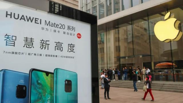 Samsung, Huawei và cuộc chiến tranh giành ngôi vương - Ảnh 1.