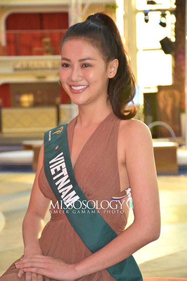 Hành trình của Phương Khánh tại Miss Earth 2018: Bội thu huy chương trước khi đăng quang Hoa hậu - Ảnh 5.