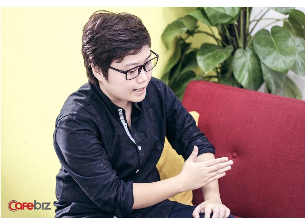 """CEO ADT Creative - đối tác duy nhất của Unity tại Việt Nam: """"Người trẻ Việt khổ quá, mở mắt ra đã gánh áp lực phải thành công. Nên biết mình thiếu sót mới là dấu hiệu đáng mừng"""" - Ảnh 2."""