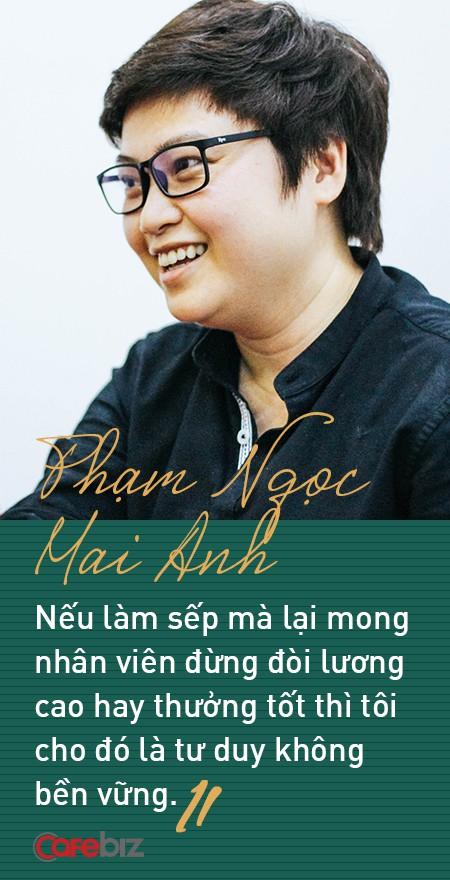 """CEO ADT Creative - đối tác duy nhất của Unity tại Việt Nam: """"Người trẻ Việt khổ quá, mở mắt ra đã gánh áp lực phải thành công. Nên biết mình thiếu sót mới là dấu hiệu đáng mừng"""" - Ảnh 3."""