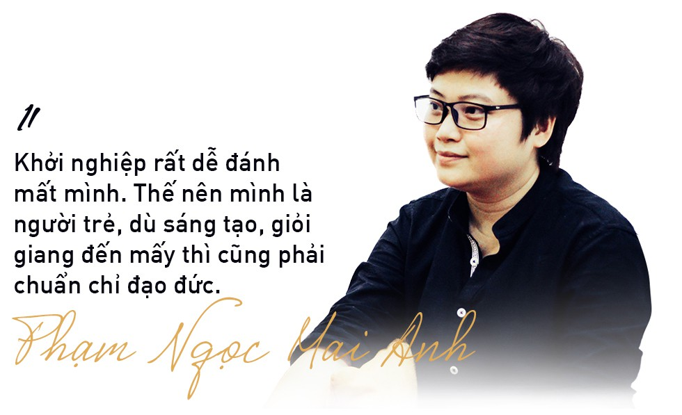 """CEO ADT Creative - đối tác duy nhất của Unity tại Việt Nam: """"Người trẻ Việt khổ quá, mở mắt ra đã gánh áp lực phải thành công. Nên biết mình thiếu sót mới là dấu hiệu đáng mừng"""" - Ảnh 4."""