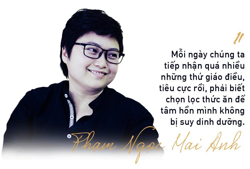 """CEO ADT Creative - đối tác duy nhất của Unity tại Việt Nam: """"Người trẻ Việt khổ quá, mở mắt ra đã gánh áp lực phải thành công. Nên biết mình thiếu sót mới là dấu hiệu đáng mừng"""" - Ảnh 9."""