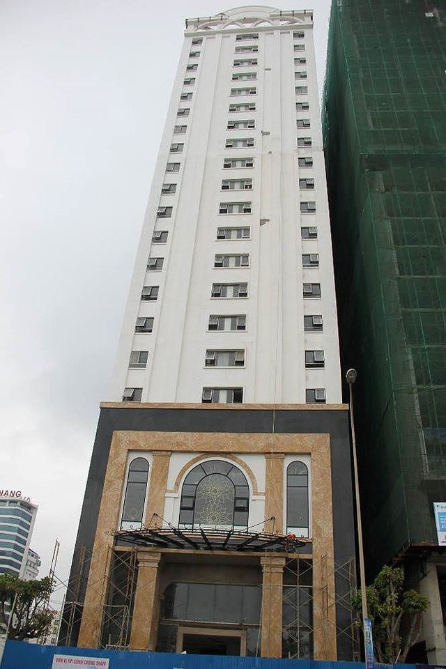 Sau Nha Trang đến lượt Đà Nẵng siết xây nhà cao tầng  - Ảnh 2.