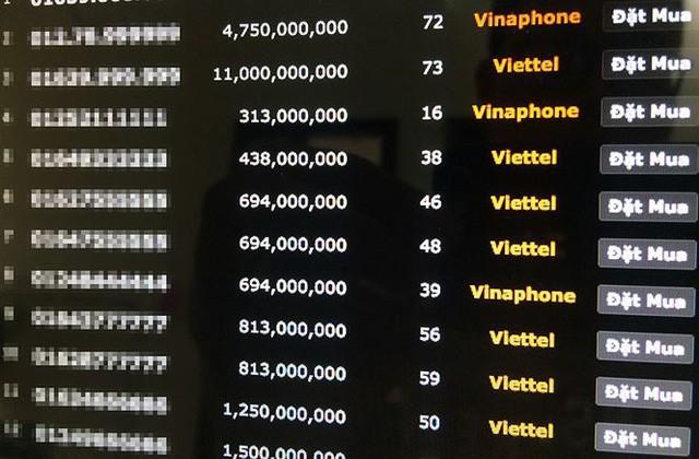Chuyển mạng giữ số: Dân buôn SIM vỡ mộng - Ảnh 1.