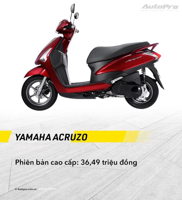 Có hơn 30 triệu, không mua VinFast Klara thì mua được xe máy nào tại Việt Nam? - Ảnh 4.